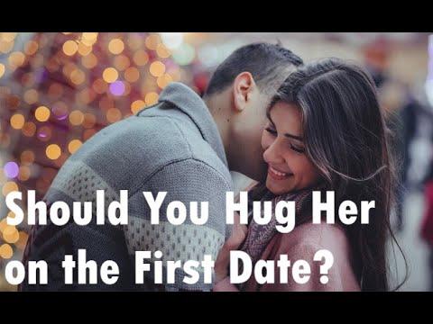 dating hugging