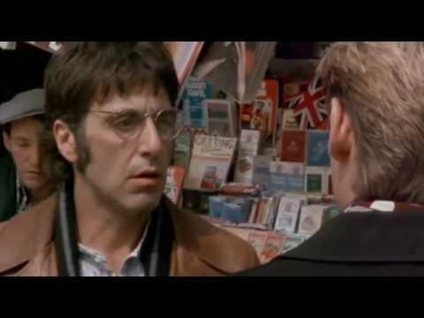 Al Pacino full movie: The Local Stigmatic by Heathcote Williams