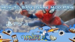 How To Save Game Mod PS4 (Save Wizard) 6.20