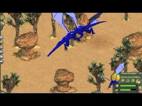 Dragons in Zoo Tycoon - YouTube