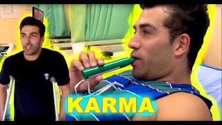 KARMA FOR SHAMMI..