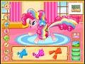 Pinkie Pie Rainbow Power Style - Game Tutorial(Walkthrough)
