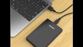 видео Внешний жесткий диск 250 гб с Алиэкспресс!  External hard disk 250 GB with Aliexpress!
