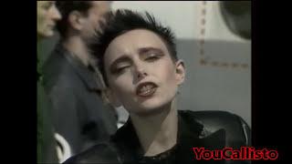 Jeanne Mas  En rouge et Noir.Vidéo HD