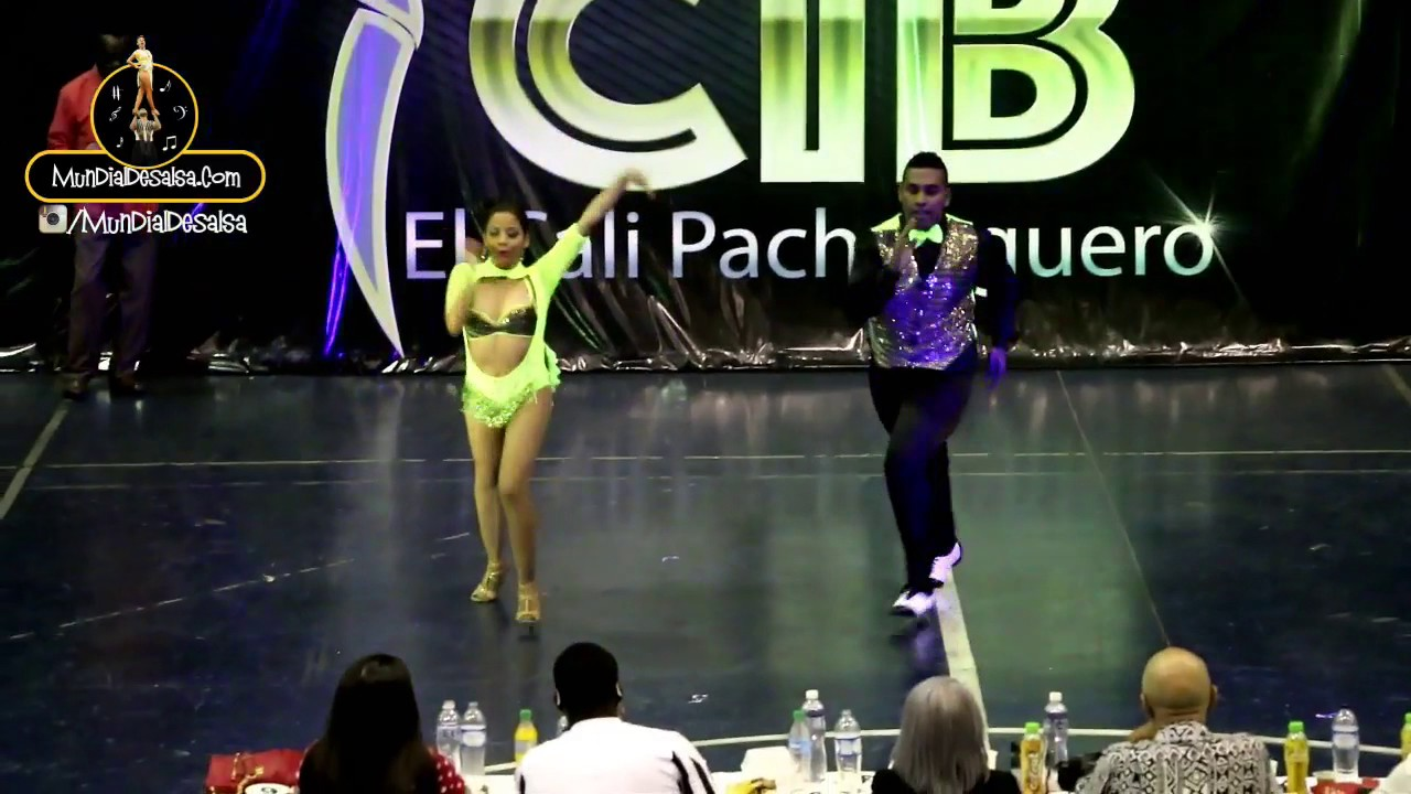 Laura Izajar y Juan Camilo Garzon
