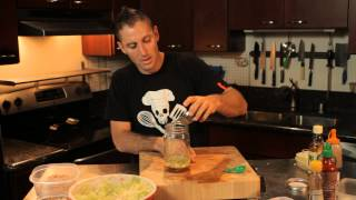 Baby Corn Napa Cabbage Salad Recipe : Summer Recipes