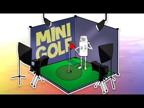 Mini Golf Sitcom! - Golf it (Funny Moments)