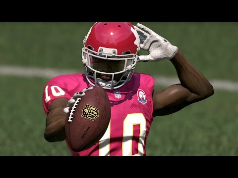 Madden 17 Top 10 Plays of the Week Episode 21 - FASTEST PLAYER IN THE NFL SPEEDS AWAY!