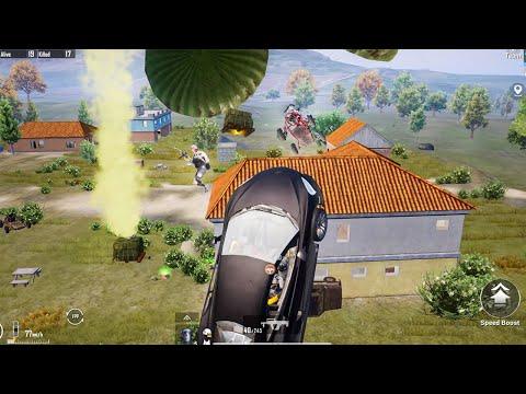 Stealing Super Air Drops from Enemies in PUBG Mobile!