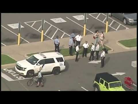 BREAKING Shooting in Target parking lot in Philadelphia, Pennsylvania  Standby for updates  Turn dow