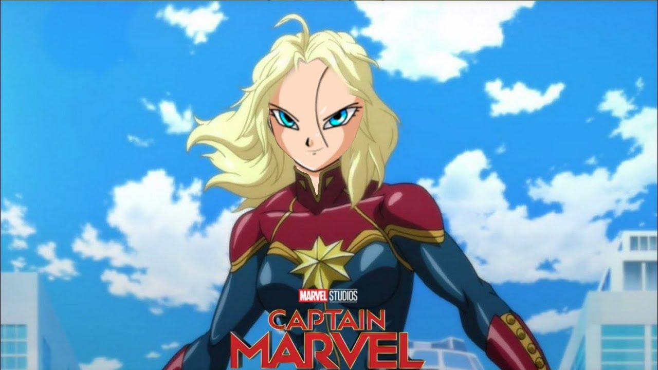 anime captain marvel official trailer【4khd】 - youtube