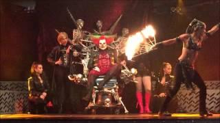 "Show ""Madness"" Halloween Fright Nights 2015"