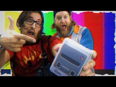 SNES Classic Mini - Der total coole Super-Rap! (Extended)