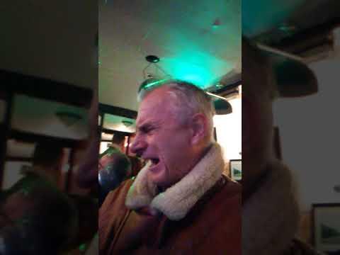 Nigel jones on karaoke