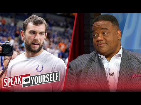Andrew Luck illustrates how rewards of the NFL justifies the risks — Whitlock | SPEAK FOR YOURSELF