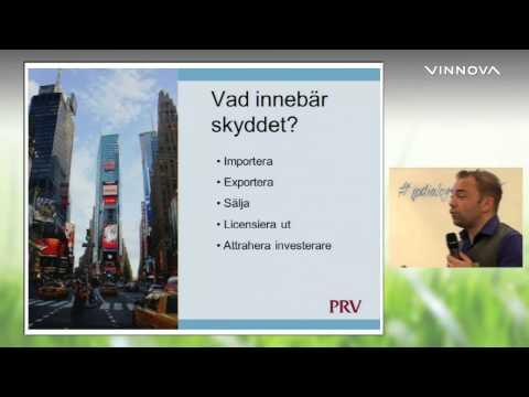 Del 2: World Intellectual Property Day, 26/4 2013: Snabbfakta om Varumärke, Design, Patent....