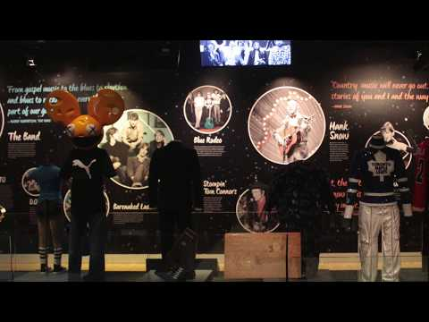 Things to do in Calgary; National Music Centre | Alberta Canada travel guide tourism video