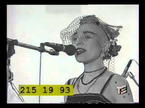 Жанна Агузарова в пррограмме Антропология 1998 (только песни)