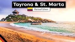 Kolumbiens schönste Strände: Tayrona, Santa Marta, Palomino & Minca (Entdecke Kolumbien, Ep.05)