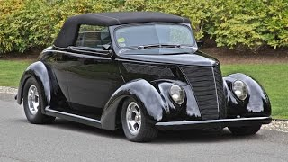 1937 ford steet rod custom sold drager s international classic sales 206 533 9600
