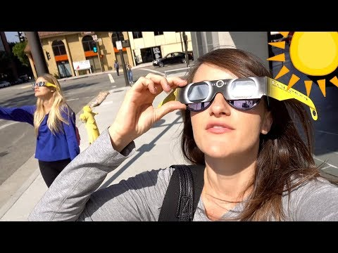 Thumbnail: OOPS I LOOKED AT THE SUN! NOW WHAT?!