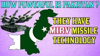 How Strong is Pakistan ? Scary PAKISTAN Military | Pakistan Army 2018