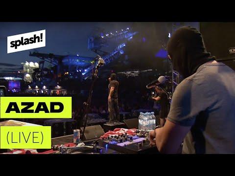 Azad live @ splash! 19