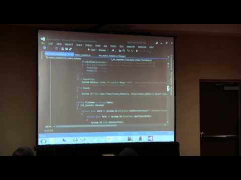 OWASP AppSecUSA 2012:  Hacking .NET Applications: Reverse Engineering 101
