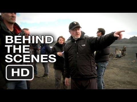 Prometheus Behind The Scenes (2012) Ridley Scott Movie HD