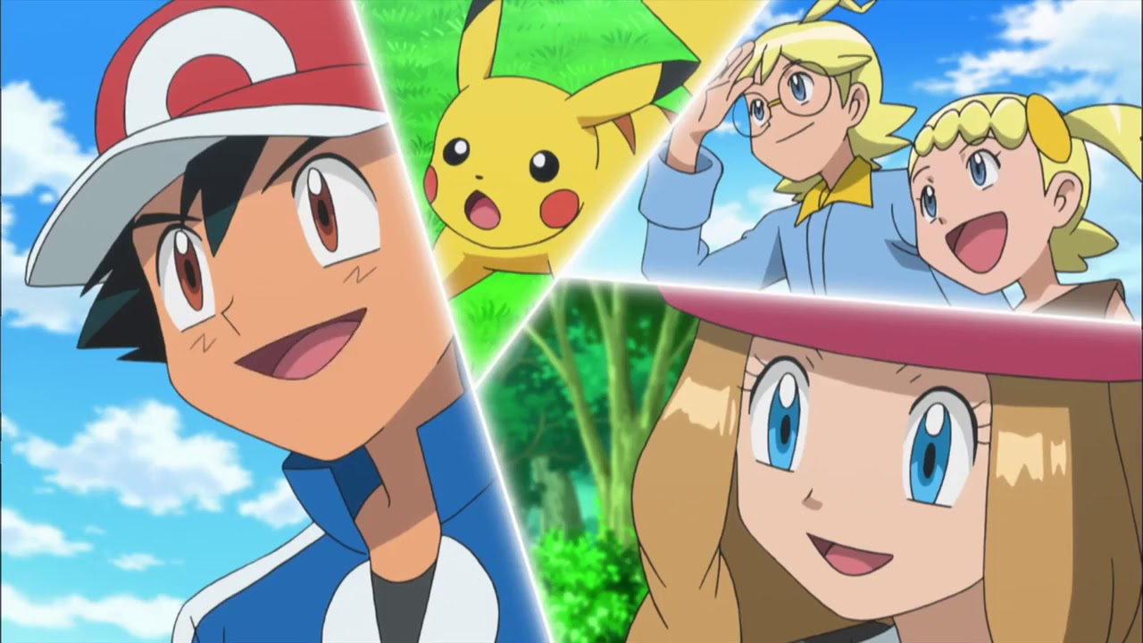 Pokemon Xy In Hindi Part 1 Youtube