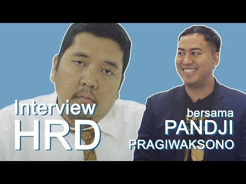 Pandji Pragiwaksono jadi Juru Bicara Pak HRD