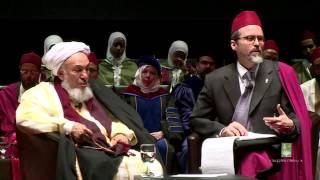 كلمة العلامة ابن بيه لكلية الزيتونة - Sh.Bin Bayyah Speech @Zaytuna College, Sh.Hamza Yusuf