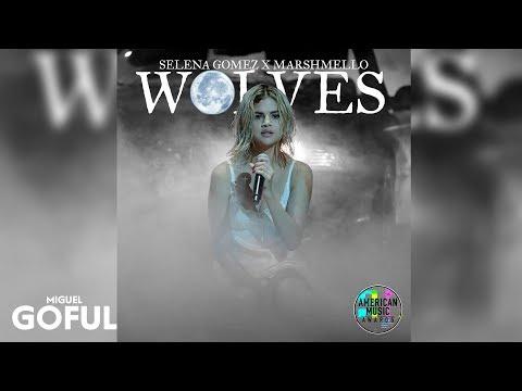 Selena Gomez, Marshmello - Wolves (Live AMAs 2017) [Audio]