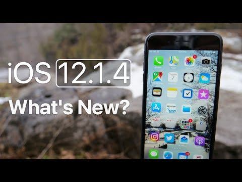iOS 12.1.4 is Out! - What's New?