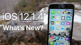 iOS 12.1.4 is Out! - What