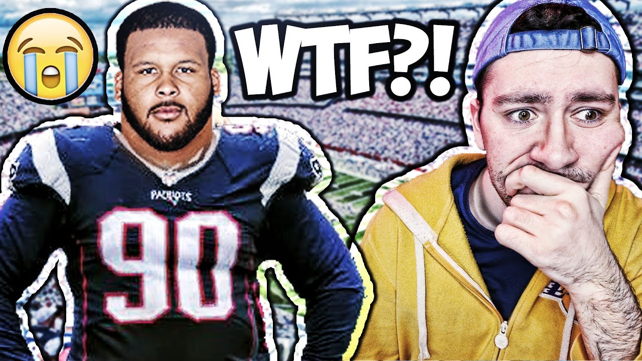 AARON DONALD TRADED TO THE PATRIOTS MY WORST NIGHTMARE