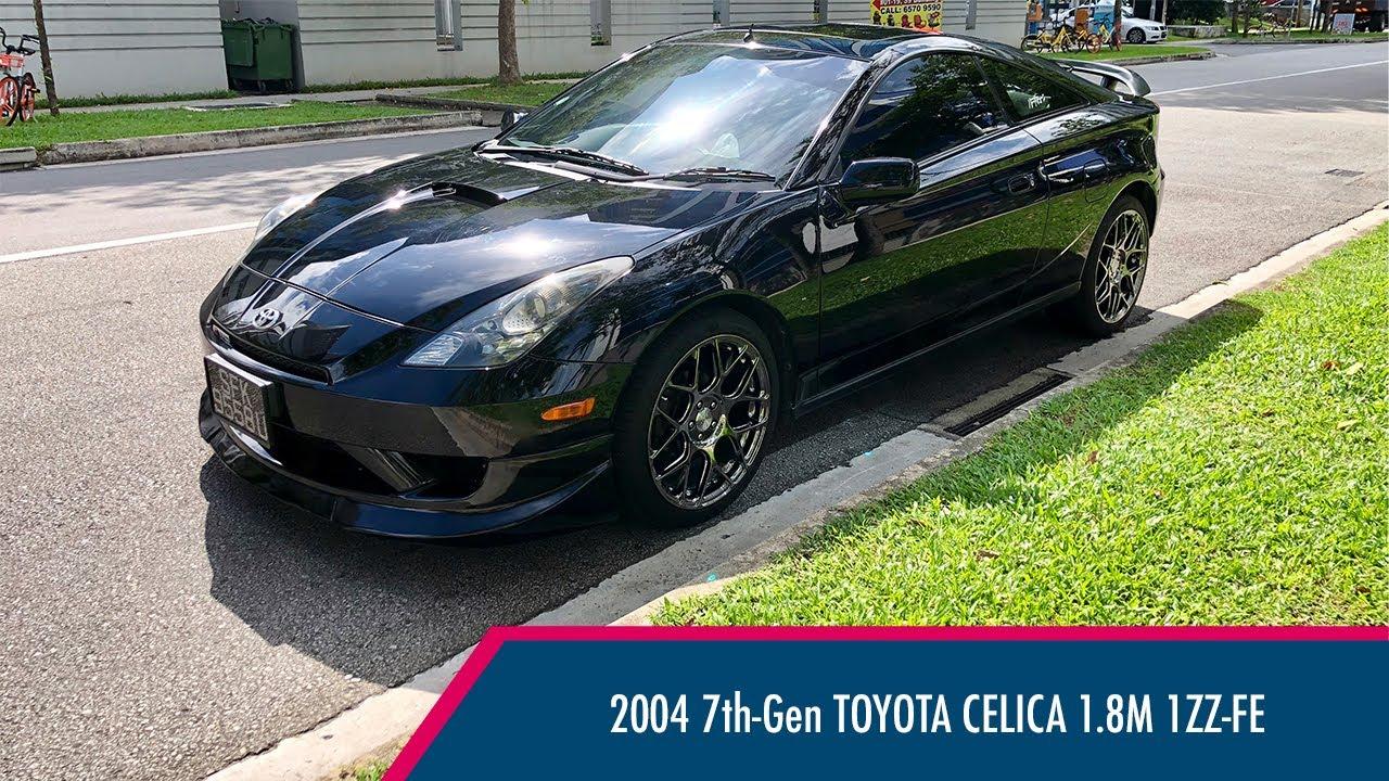 Kekurangan Toyota Celica 2004 Review