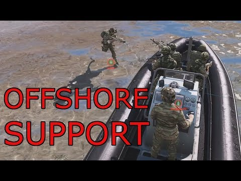 Offshore Support: The Syndikat Campaign Episode 17