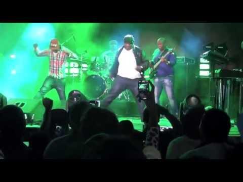 L'VOVO DERANGO SHINES AT AMSTEL GOLDEN HOUR AT MBOMBELA MUSIC FESTIVAL