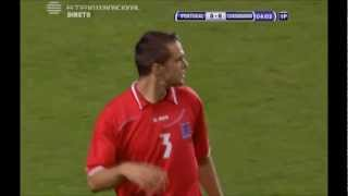 Guy BLAISE (Luxembourg) vs Portugal (10.08.2011)