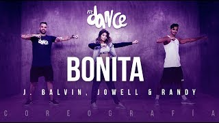 Download Bonita - J. Balvin, Jowell & Randy (Choreography) FitDance Life