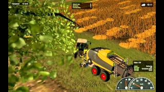 Lets Play Agricultural Simulator 2011 -Biogas Add on -  Ep 027