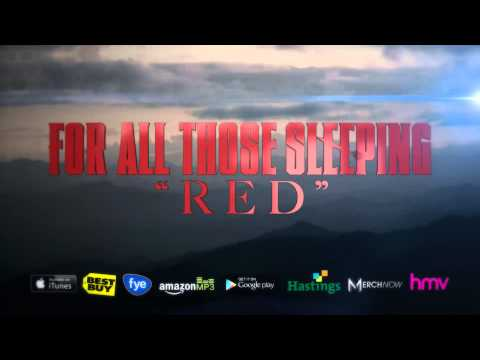 Клип For All Those Sleeping - Red