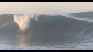 Newport Beach, CA, Wedge Surf 20-25ft, 8/27/2014 - (1080p@60) - Part 1