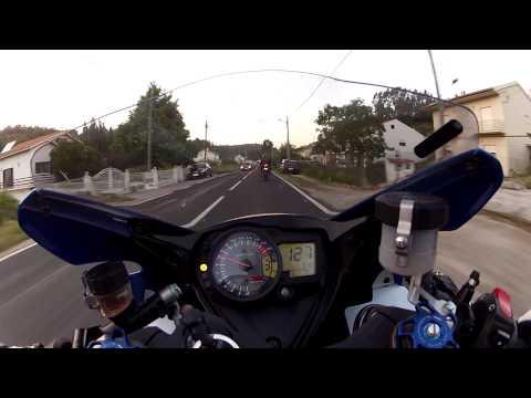 Suzuki Gsxr 1000 k8 & Honda Cbr 1000 2005