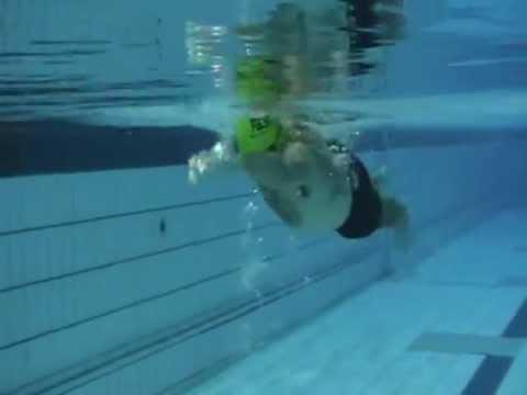 Swim Analysis 1 - Underwater