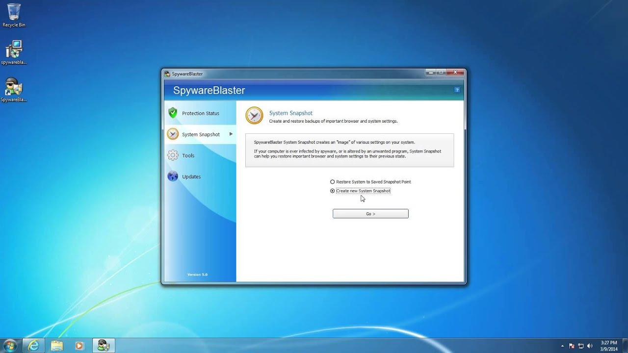 Download SpywareBlaster