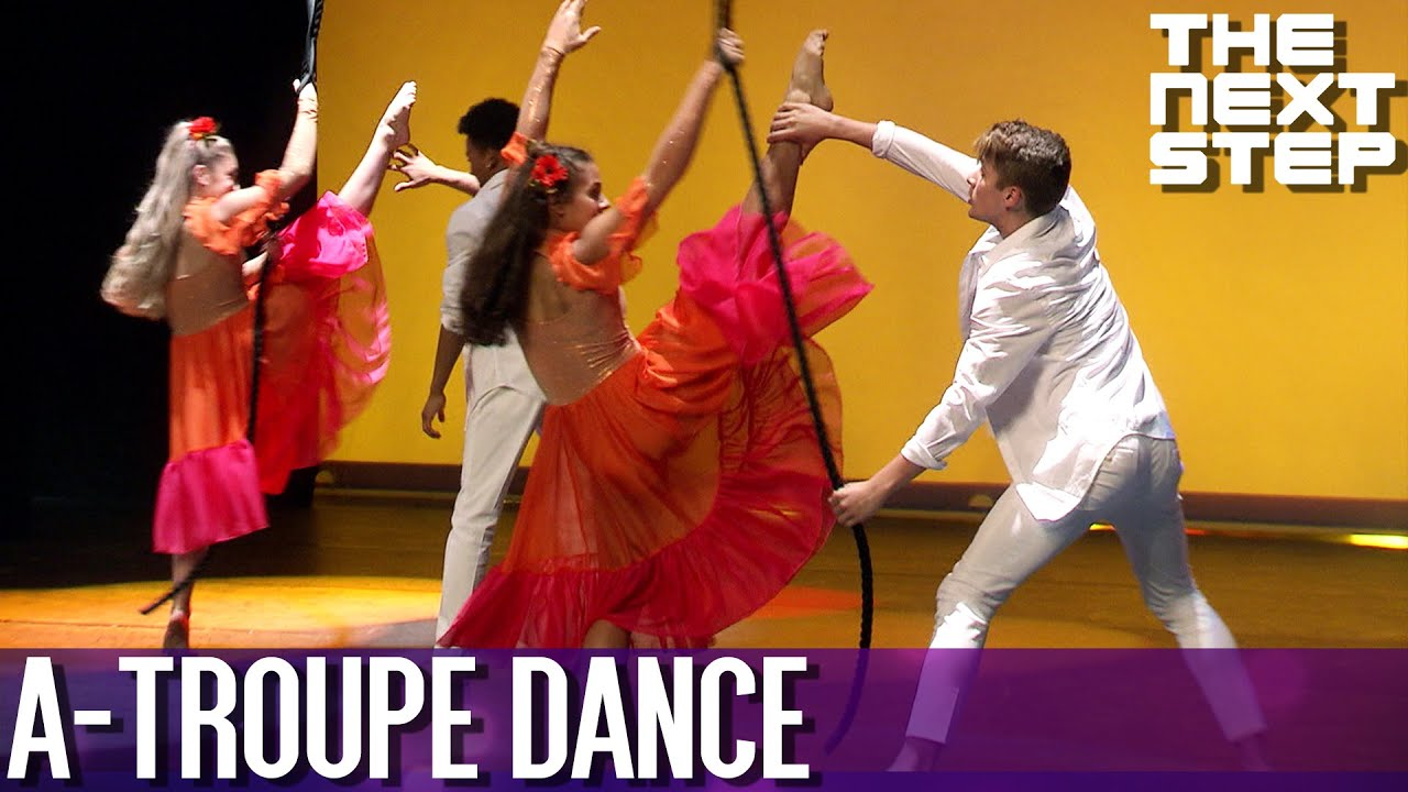 Download A-Troupe Extended Ropes Dance - The Next Step 6 Regionals