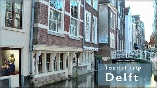 Delft in Holland, the tourist city tour thumbnail
