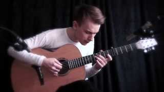 Kygo-Firestone (Fingerstyle guitar cover by Marcus Moberg)